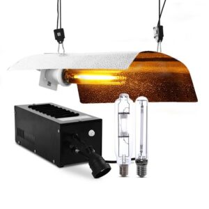 Greenfingers 400W HPS MH Grow Light Kit Magnetic Ballast Reflector Hydroponic Grow System