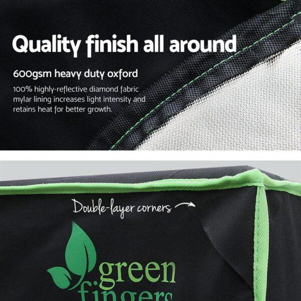 Green Fingers 200cm Hydroponic Grow Tent